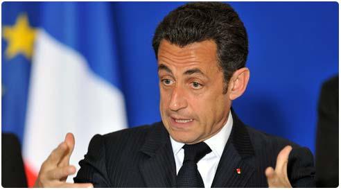 ساركوزي والراياضة العامة