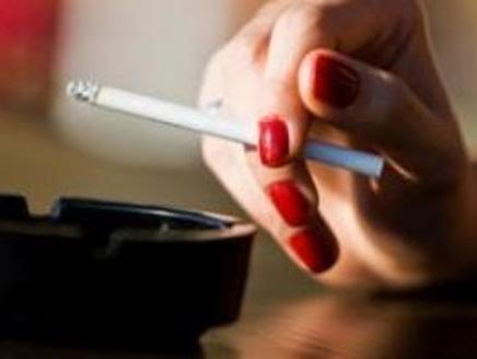 التدخين للمراة