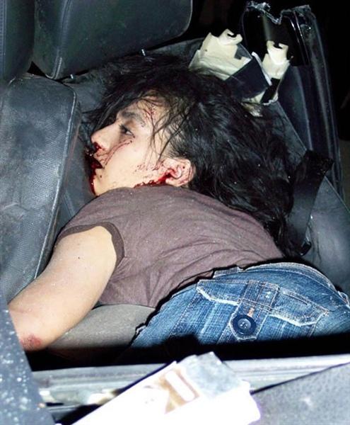 صورة مقتل علياء المهدي